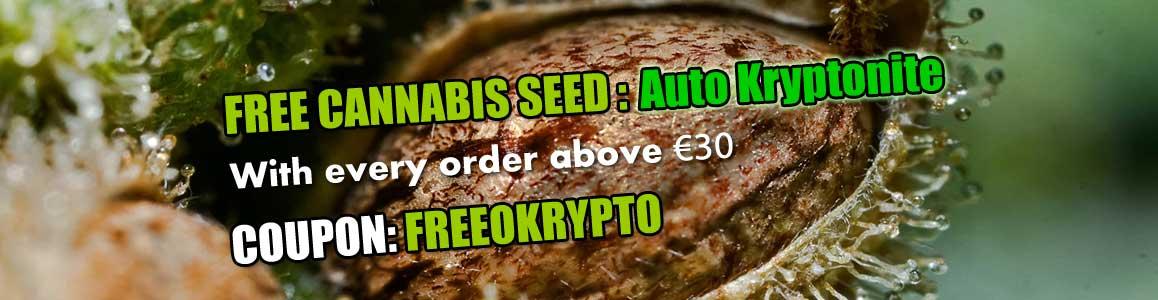 Free Auto Krypto Cannabis Seed
