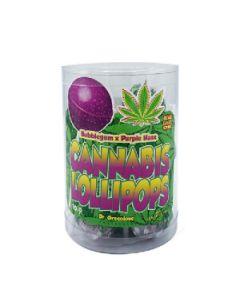 Wiet Lolly Bubblegum Purple Haze