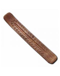Wierookhouder Carved Wood
