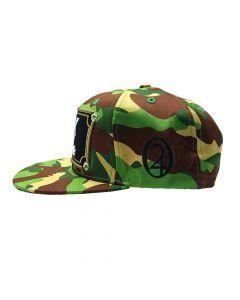420 Camo AK47 Snapback