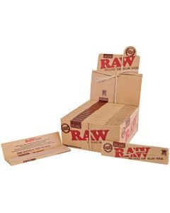 RAW Organic Kingsize Slim Vloei