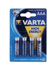 AAA Batteries 4Pack