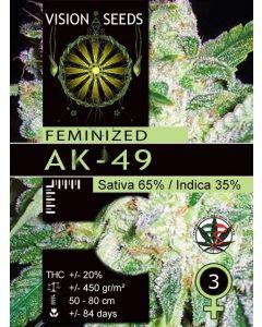 AK49 Vision Seeds