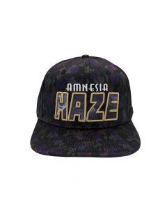Amnesia Haze Snapback Cap