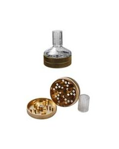 Anaxy Seed Grinder Gold