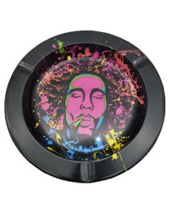 Ashtray Bob Marley Colors