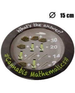 Ashtray Cannabis Mathematics (15CM)