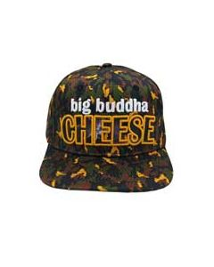 Lauren Rose Snapback Cap Buddha Cheese