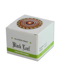 Black Leaf Totem Grinder