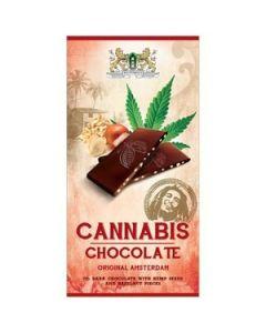 Cannabis Chocolade Hazelnoot