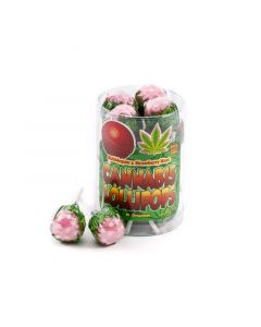 Bubblegum x Strawberry Haze Lolly