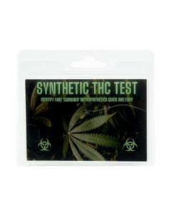 Synthetische wiet test