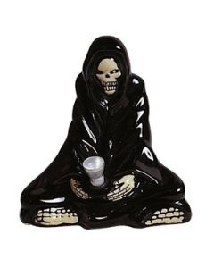 Grim Reaper Ceramic Water Pipe