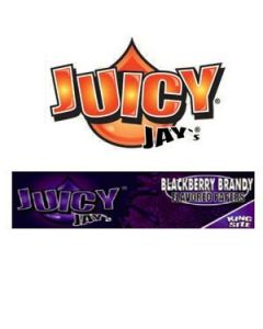 Juicy Jay Vloei Blackberry Brandy