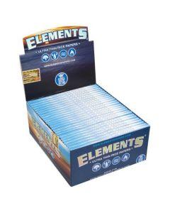 Elements Kingsize Slim Vloei