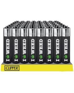 Clipper Aansteker I Weed