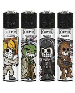 Clipper Lighter Space Warriors