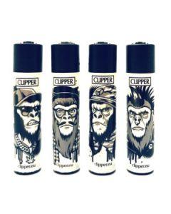 Clipper Aanstekers Monkeys