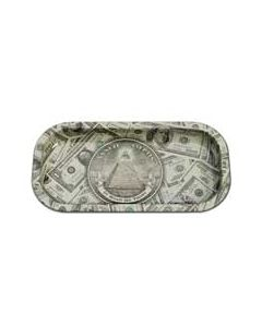 Kleine Rolling Tray Dollar