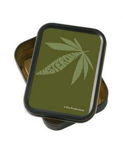 Sigarettendoosje Cannabis Leaf