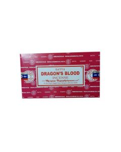 Dragon's Blood Incense (Satya)