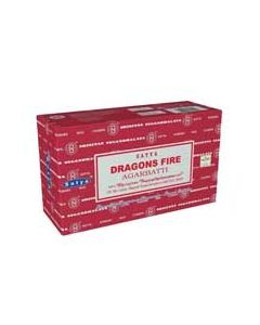 Dragons Fire Incense (Satya)
