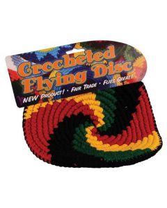 Fair Trade Rasta Frisbee