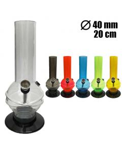 Colored Acryl Bong 20CM