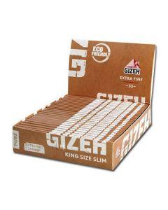Gizeh Pure Ongebleekte Lange Vloei