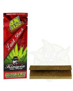 Kingpin Strawberry Hemp Blunt