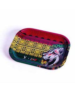 Roll Tray Rasta Lion