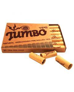 Jumbo Pre Rolled Filtertips