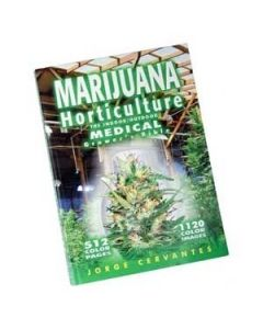 Marijuana Horticulture Jorge Cervantes