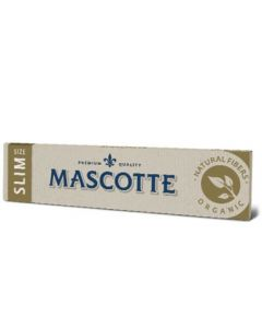 Mascotte Vloei Organic (Kingsize Slim)