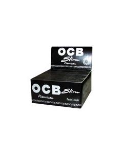 OCB BLACK Kingsize Vloei