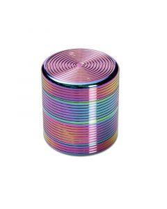Oliekleurige Metalen Grinder
