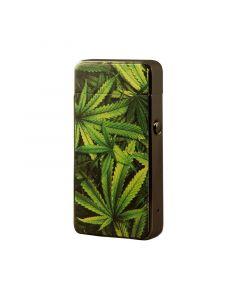 Plasma USB Lighter Cannabis