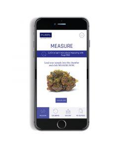 Purpl Pro Cannabis Test