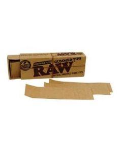 Raw Gummed Filtertips