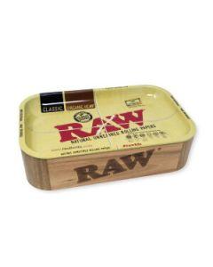 Raw Cache Box met Rolling Tray deksel