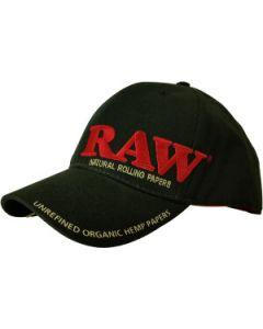 Raw Snapback Cap