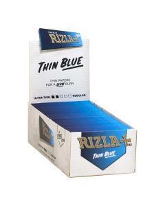Rizla Thin Blue