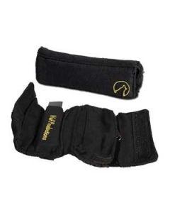 Rolling Kit R1 Black (Klittenband Sluiting)