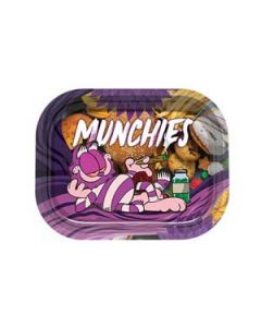 Rolling Tray Munchies