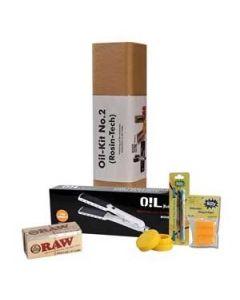 Hasjolie Extractie Kit (Rosin-Tech)