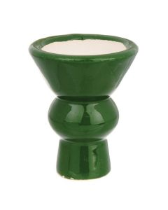 Shisha Stones Bowl Green