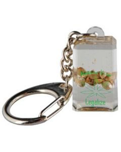 Key Chain Cannabis Seeds