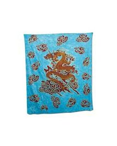 Batik Tapestry Dragon