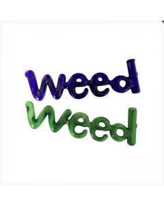 Glazen Weed Pipe