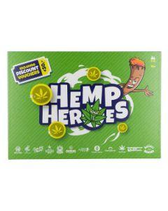 Hemp Heroes Cannabis Spel